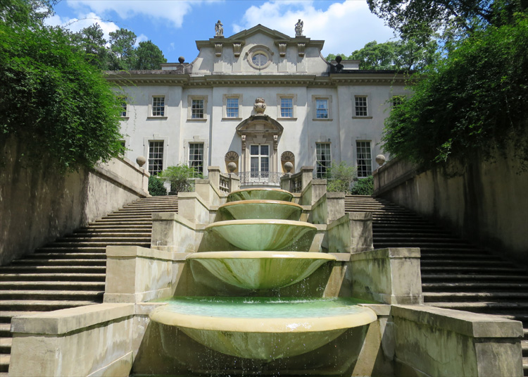 Swan House, Atlanta, Georgia