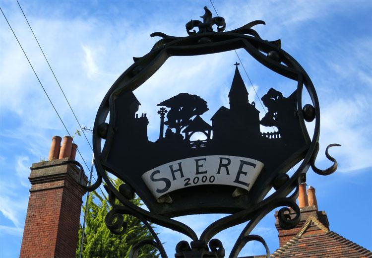 Shere, England © Andrea David