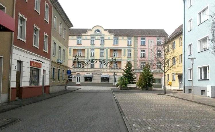 Außenkulisse Lindenstraße, Köln-Bocklemünd © Nicole Wiedenfeld
