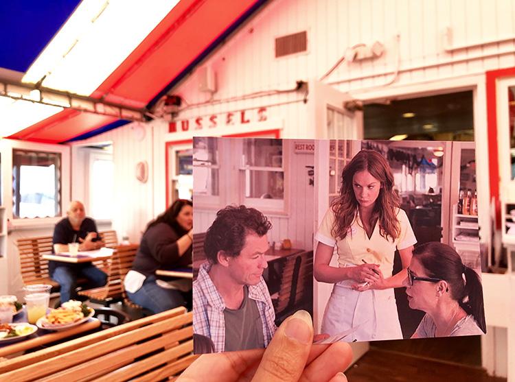 """The Affair"" Drehort The Lobster Roll, Montauk, Long Island"