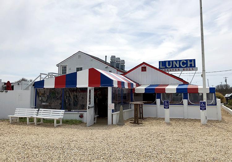 The Lobster Roll, Montauk, Long Island