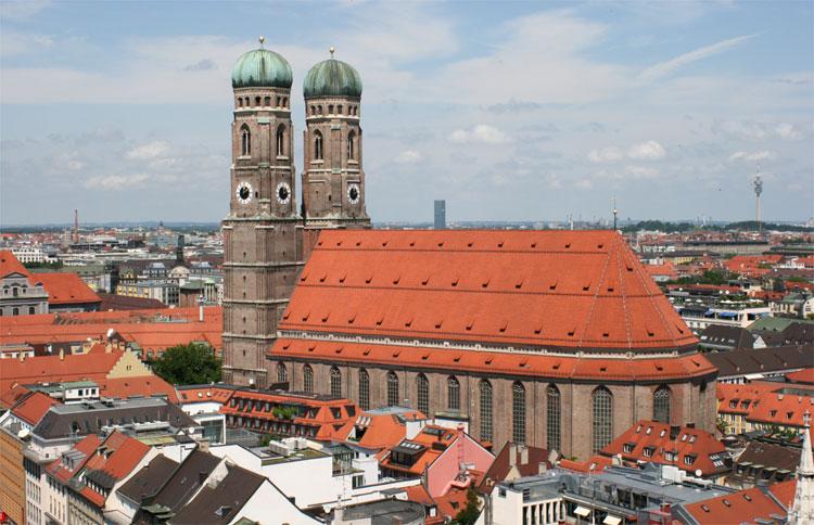 Frauenkirche, München © Andrea David