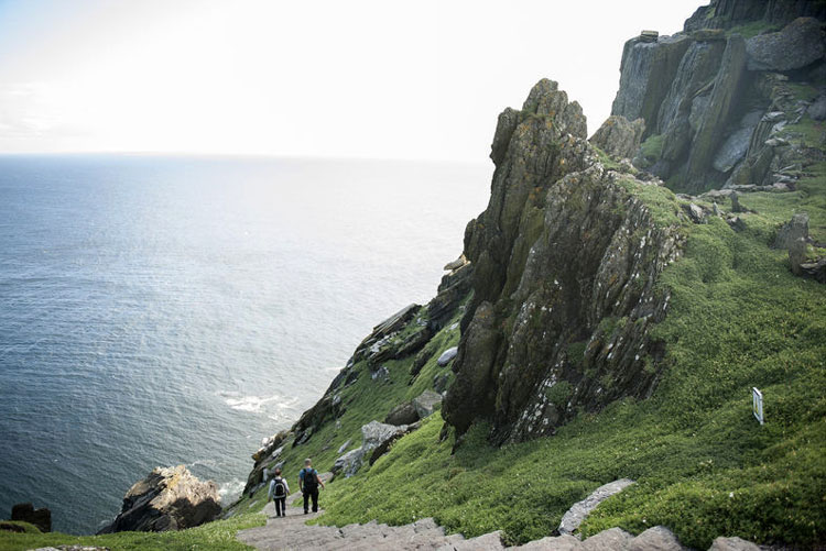 Skellig Michael © Tourism Ireland