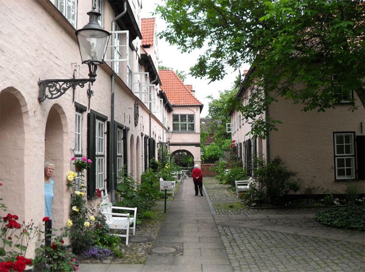 Füchtingshof, Lübeck © Matthias Gebauer