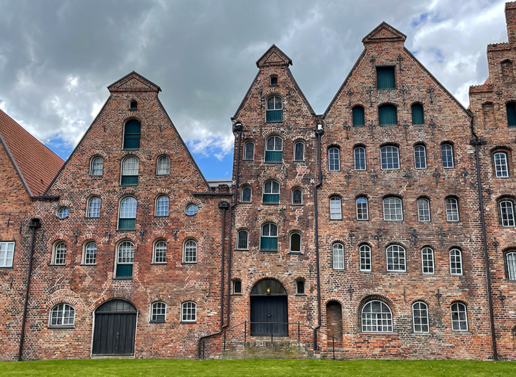Alter Salzspeicher, Lübeck