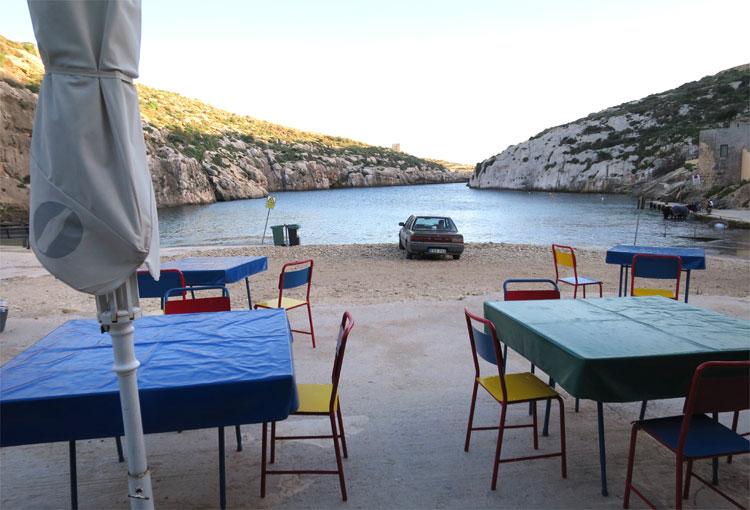 Mgarr ix-Xini, Gozo, Malta © Andrea David