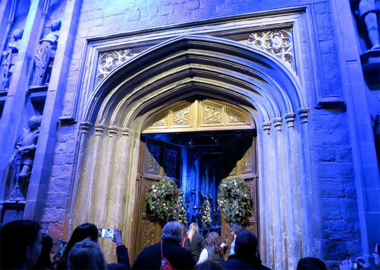 Warner Bros. Studio Tour London © Andrea David