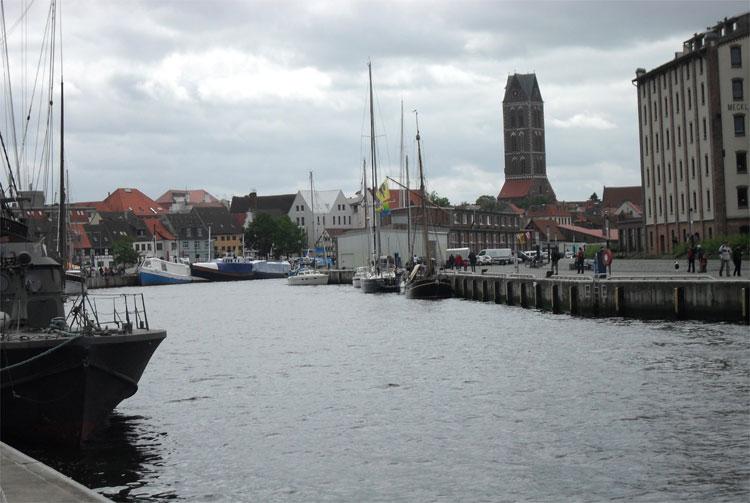 Hafenkante, Wismar © Matthias Gebauer