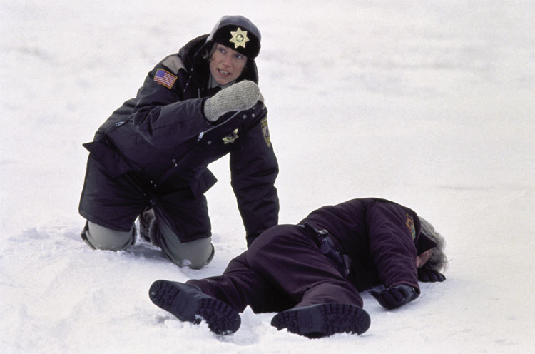 "Frances McDormand in ""Fargo"" © Twentieth Century Fox"