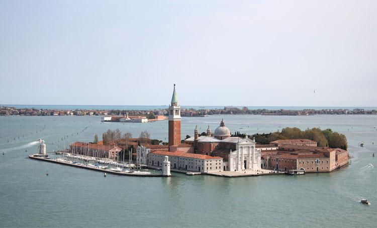 San Giorgio Maggiore, Venedig, Italien