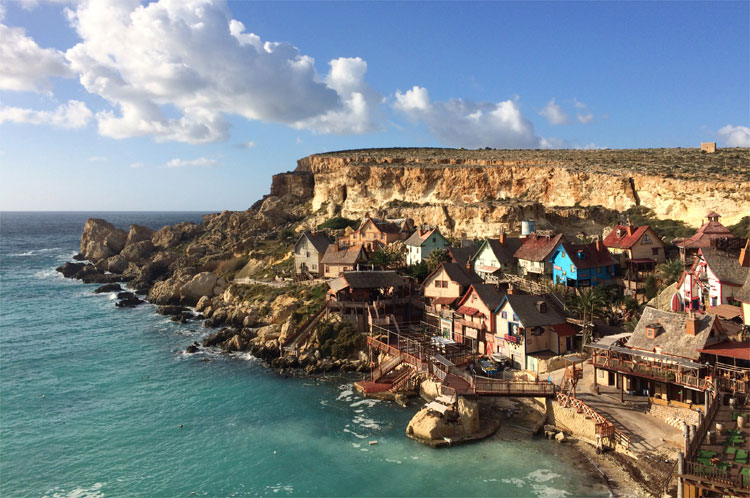 Popeye Village, Malta © Andrea David