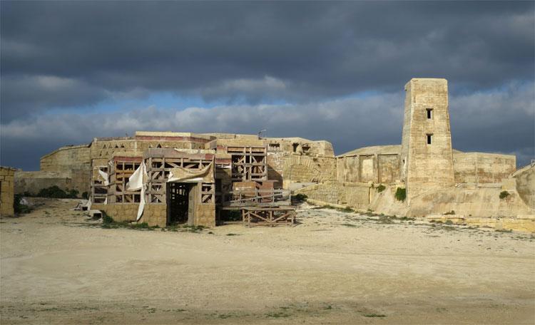 Fort Ricasoli, Malta © Andrea David