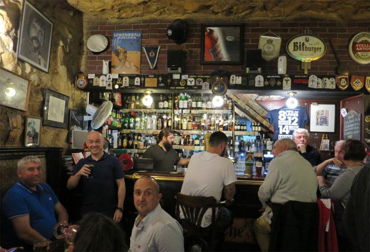 The Pub, Valletta, Malta © Andrea David
