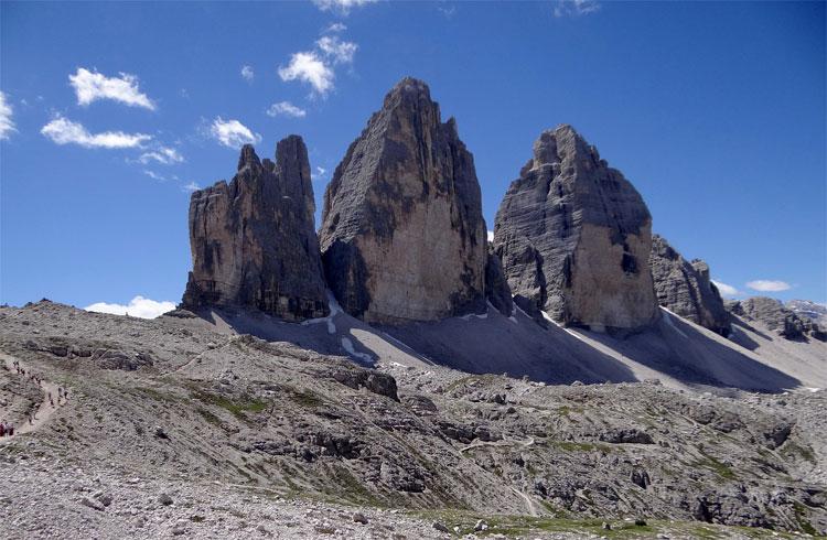 Drei Zinnen, Sextner Dolomiten, Südtirol