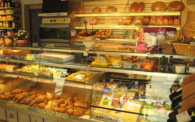 Bäckerei Graf in Münsing © Stadt Wolfratshausen