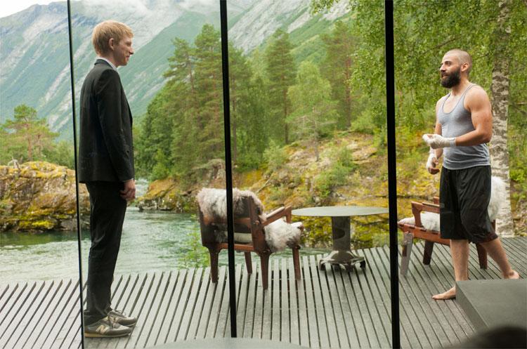 """""""Ex Machina""""- Drehort in Norwegen © Universal Pictures"""