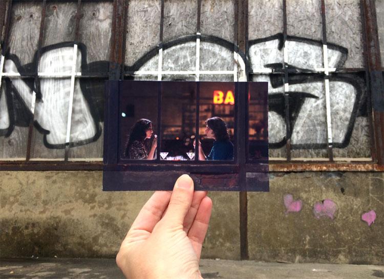 """Filmszene aus """"Soul Kitchen"""", Wilhelmsburg, Hamburg © Andrea David / Pandora Filmverleih"""
