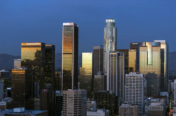 """National City"" Downtown Los Angeles"