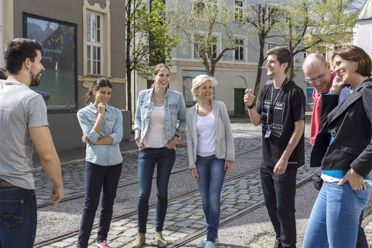 Führung durch die Bavaria Filmstadt © Bavaria Filmstadt