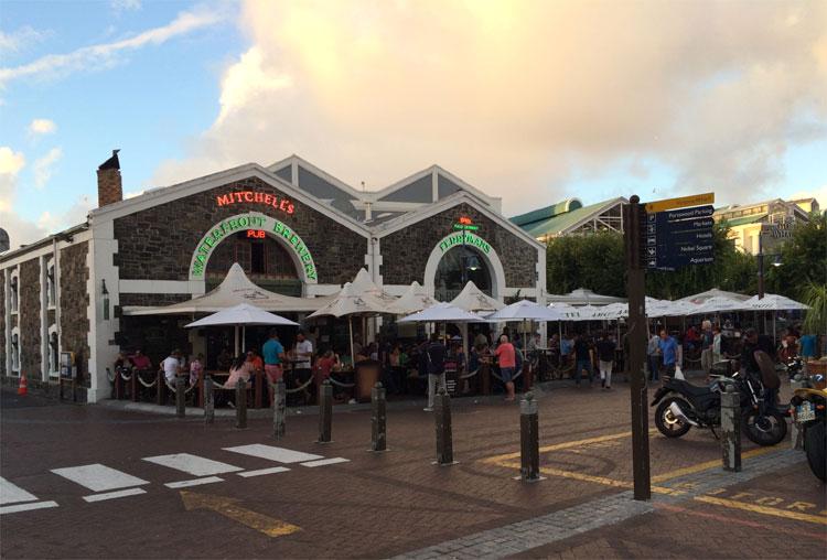 Ferryman's Tavern, Victoria & Alfred Waterfront, Kapstadt, Südafrika © Andrea David