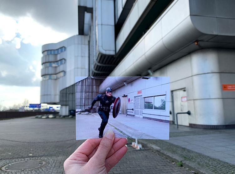 Drehort ICC Berlin