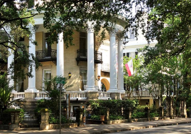 Savannah, Georgia © Mandy Decker / Travelroads