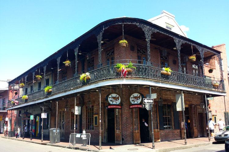 French Quarter, New Orleans, Louisiana © Mandy Decker / Travelroads