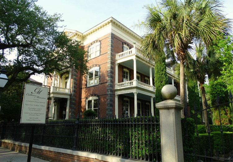Calhoun Mansion, Charleston, South Carolina © Mandy Decker / Travelroads