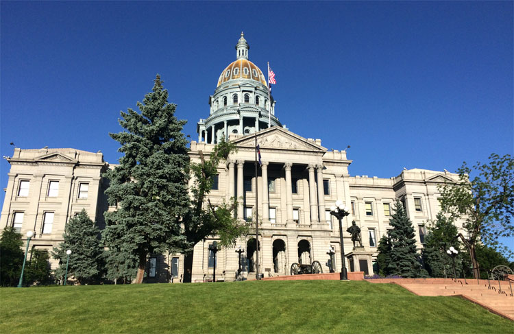 State Capitol, Denver © Andrea David
