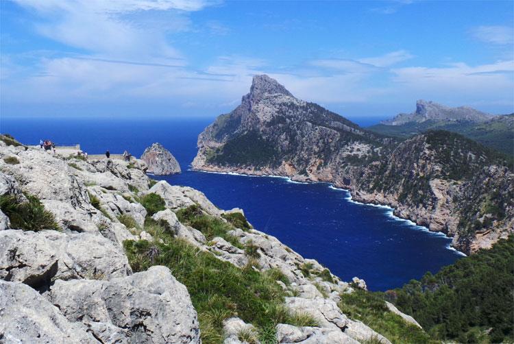 Cap Formentor, Mallorca © Andrea David