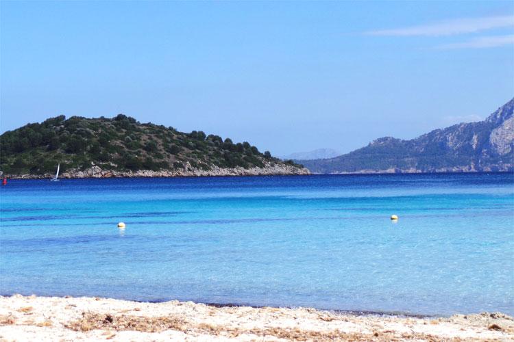 Playa Formentor, Mallorca © Andrea David