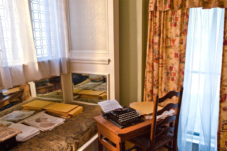 Margaret Mitchell Apartment, Atlanta © Georgia Department of Economic Development