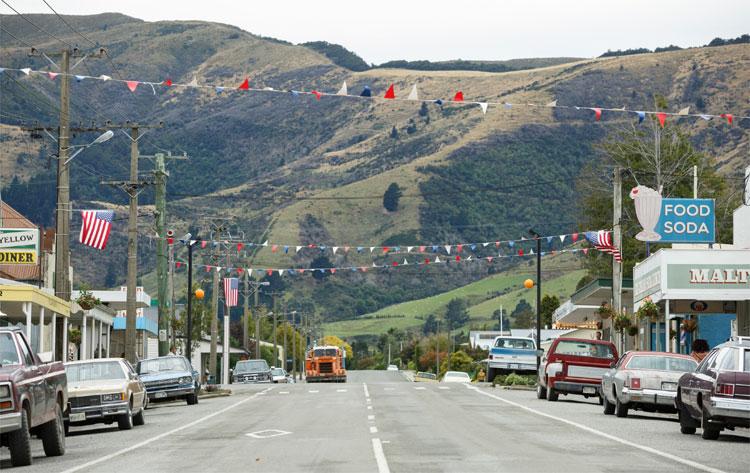 Tapanui © Tourism New Zealand