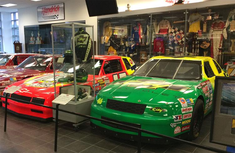 "Filmauto ""Tage des Donners"", Hendrick Motorsports, Concord, North Carolina © Andrea David"