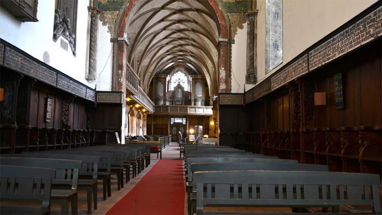 Dreifaltigkeitskirche Görlitz © Matthias Gebauer