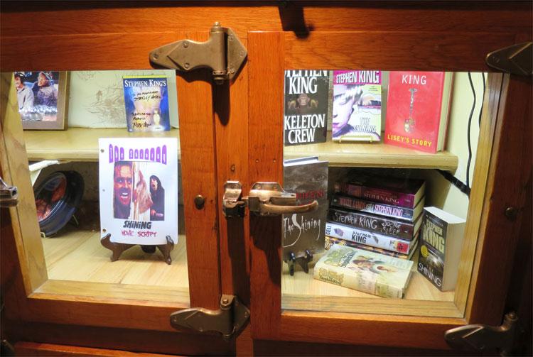 """""""Shining"""" Drehbuch, The Stanley Hotel, Estes Park, Colorado © Andrea David"""