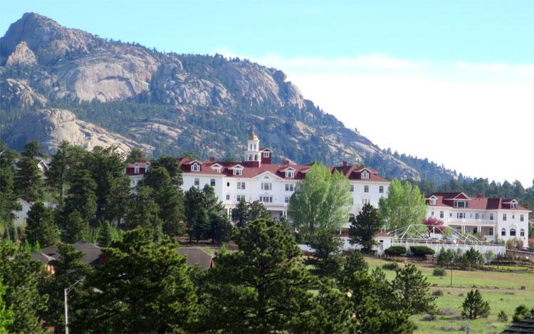 The Stanley Hotel, Estes Park, Colorado © Andrea David