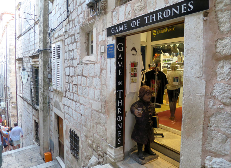 Dubrovnik City Shop © Andrea David