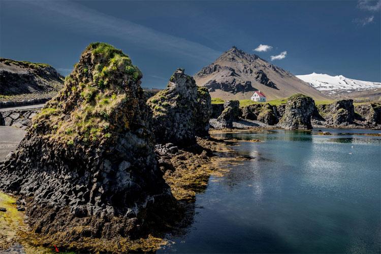 Arnarstapi, Halbinsel Snæfellsnes, Island © Ragnar Th. Sigurdsson