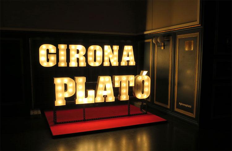 """Ausstellung """"Girona Plató"""" © Andrea David"""