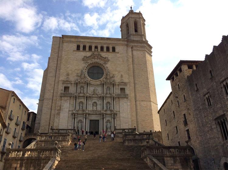 Kathedrale Santa Maria, Girona © Andrea David