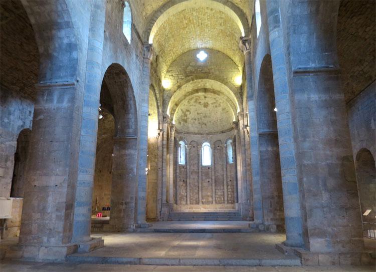 Monestir de Sant Pere de Galligants, Girona © Andrea David