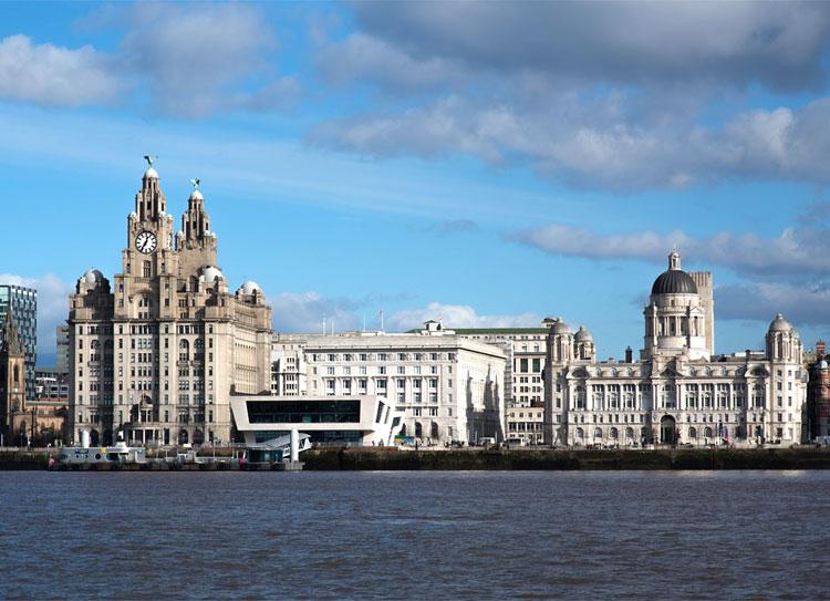 Cunard Building, Liverpool, England © Andrea David