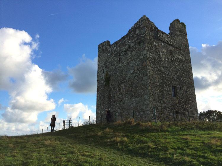 Audley's Castle, Nordirland © Andrea David
