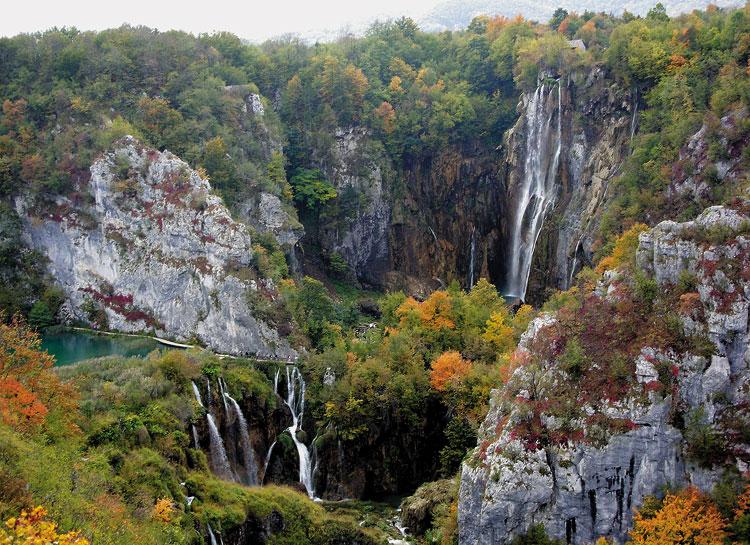 Die Plitvicer Seen, Kroatien © Dirk Brüderle