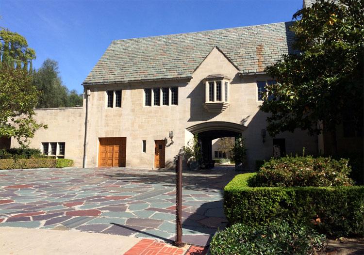 """Privatschule Chilton"", Greystone Park & Mansion, Los Angeles © Andrea David"