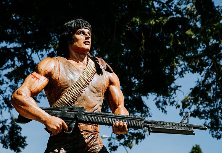 Rambo-Staute in Hope, British Columbia