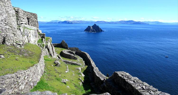 Irland Cliffs Of Moher Karte.Die Welt Der Drehorte Star Wars In Irland Auf Den Spuren