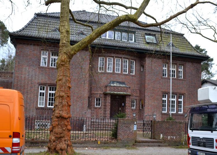 Korporationshaus des katholischen Studentenvereins Askania-Burgundia, Dahlem