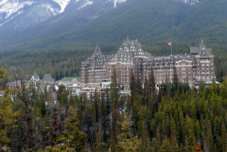 Fairmont Banff Springs Hotel, Alberta